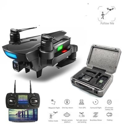 Brushless Drone FPV Quadcopter With 1080P HD Wifi Gimbal Camera