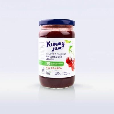 Низкокалорийный джем Yummy Jam вишневый