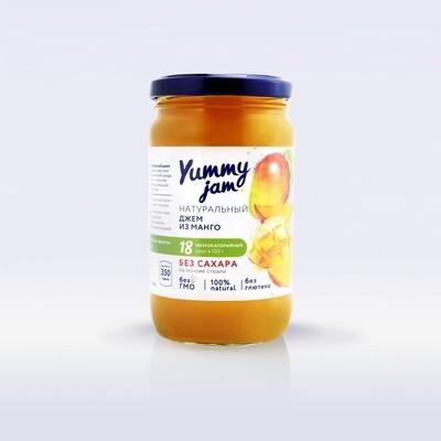 Низкокалорийный джем Yummy Jam из манго
