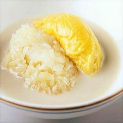 Durian Sticky Rice (Seasonal)
