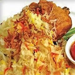 Nasi Bariani Ayam Merah (Individually packed)