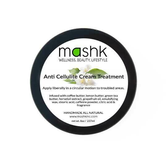 Anti-Cellulite Cream Treatment