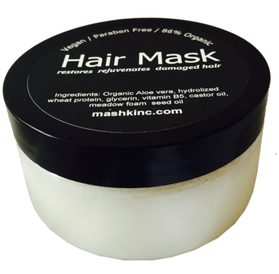 Vegan Hair Mask
