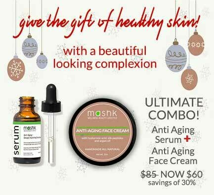 Anti Aging Serum & Face Cream combo