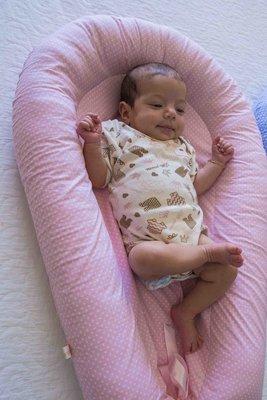Ninho ESTRELINHA ROSA 0 - 6 meses