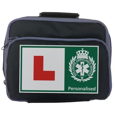 Personalised 'Bullshire Ambulance Driver' Lunch Bag