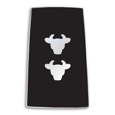 BullPips Pin Badge