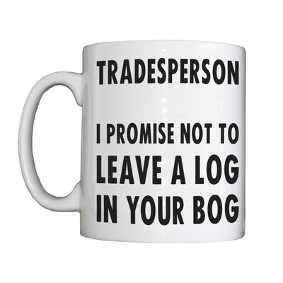 Tradesperson Drinking Vessel