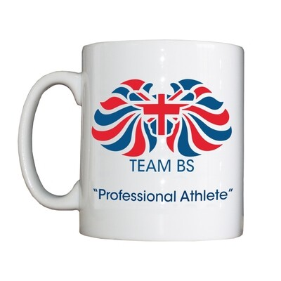 Personalised 'Team BS' Drinking Vessel