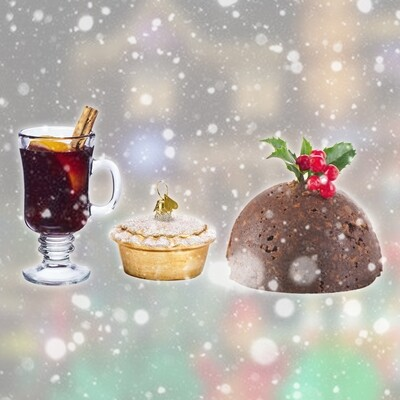 Virtual Mulled Wine and Festive Fare for our Social Media Ambassador