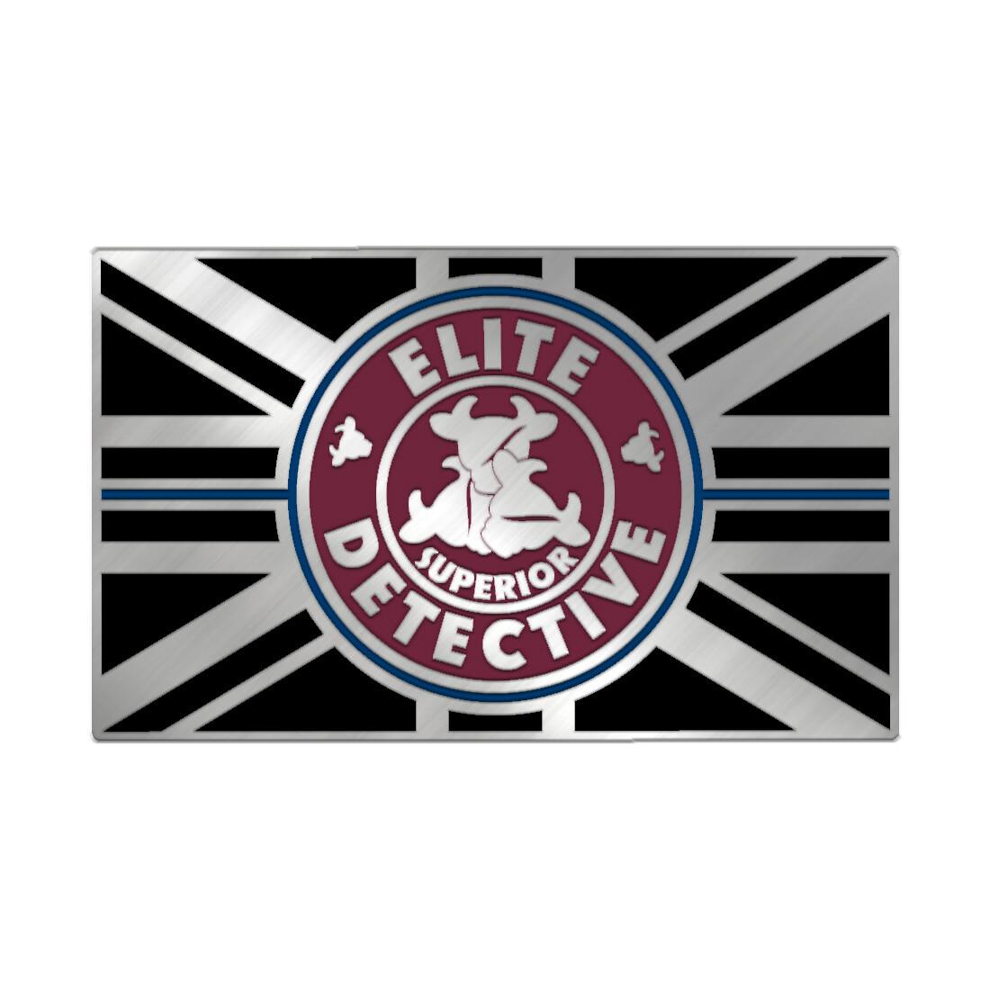 'FlagBean' Pin Badge