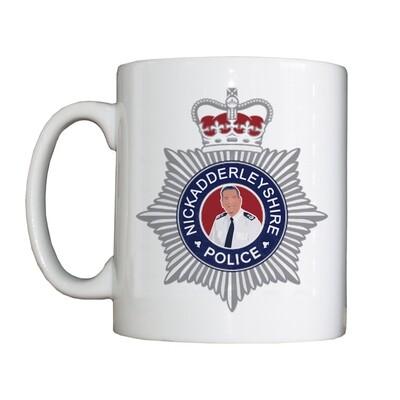 Personalised 'NickAdderleyShire' Drinking Vessel