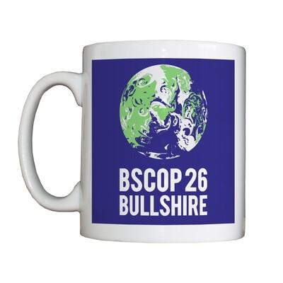 Personalised 'BSCOP26' Drinking Vessel