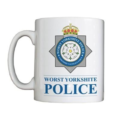 Personalised 'Worst Yorkshite' Drinking Vessel