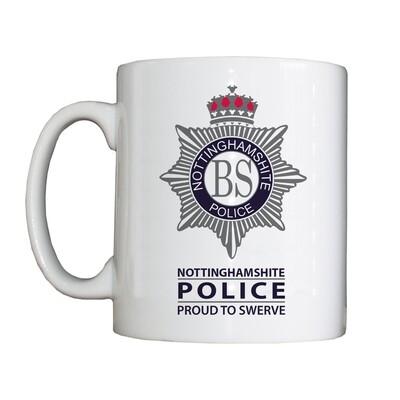 Personalised 'Nottinghamshite' Drinking Vessel