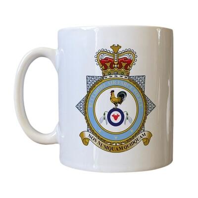 Personalised 'Bullshire Air Farce Police' Drinking Vessel
