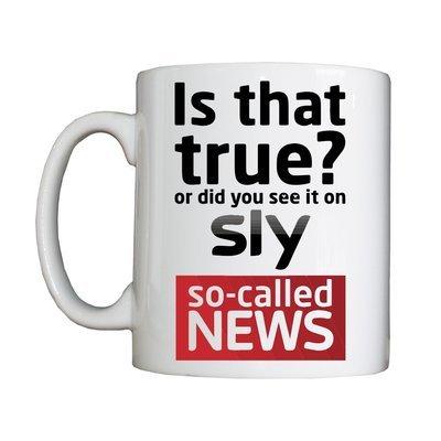 Sly News Mug