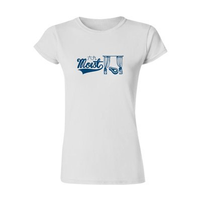 Female 'Beef Curtains' T-Shirt