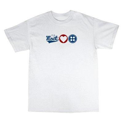 Unisex 'Love Button' T-Shirt