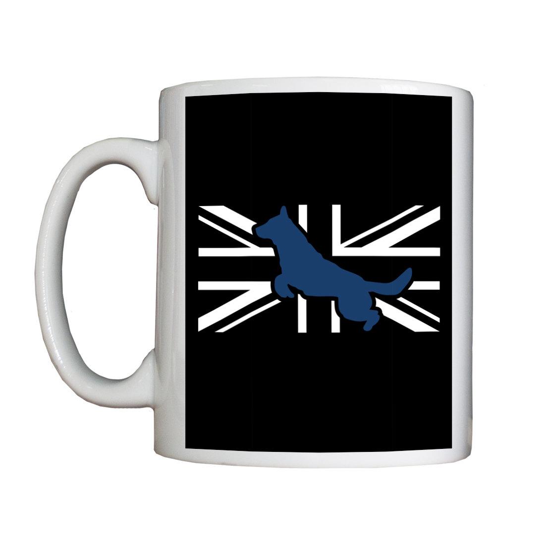 Personalised 'Flag LandShark' Drinking Vessel