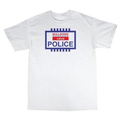 Unisex 'Bullshire Value Police' T-Shirt