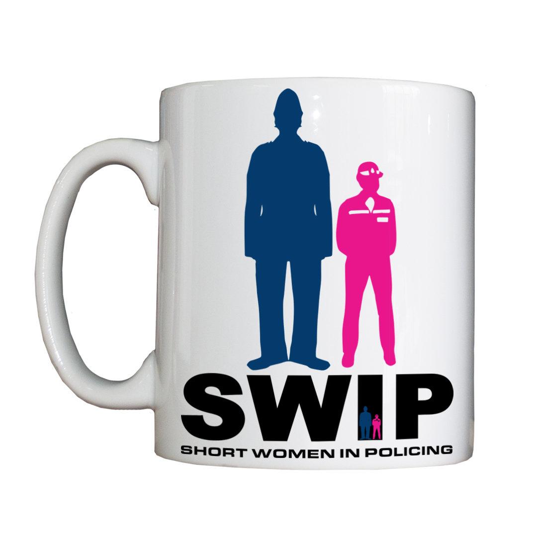 Personalised 'SWIP' Drinking Vessel