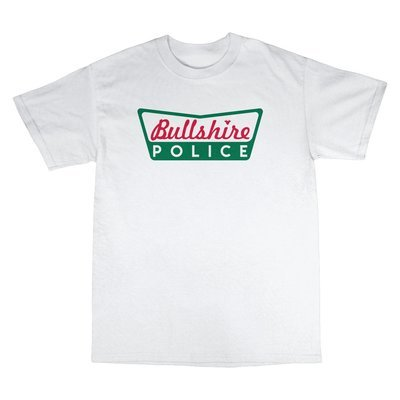 Unisex 'Krispy Bullshire' T-Shirt