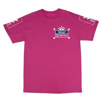 Children's 'Princess Police' T-Shirt