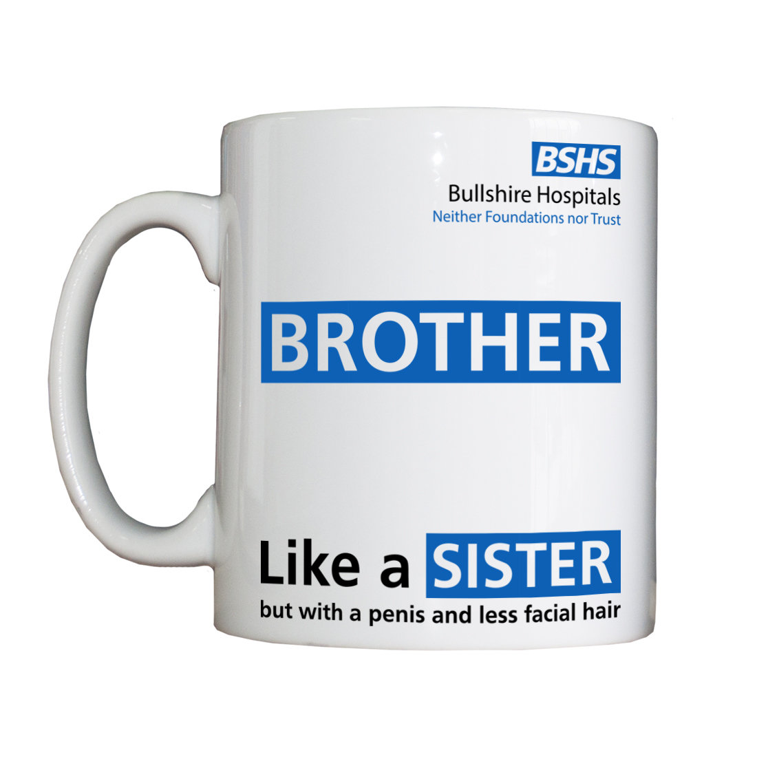 Personalised 'Brother' Drinking Vessel