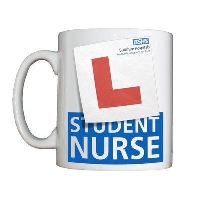 Personalised 'Student Nurse' Drinking Vessel