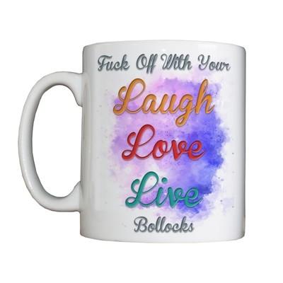 Anti-Laugh Love Live Mug