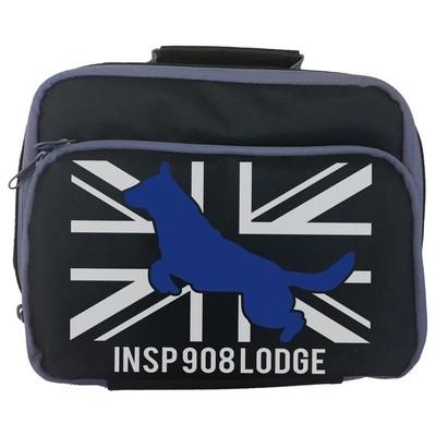 Personalised 'Flag LandShark' Lunch Bag