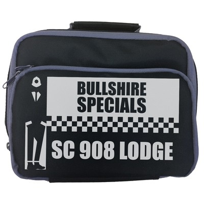 Personalised 'Bullshire Specials' Lunch Bag