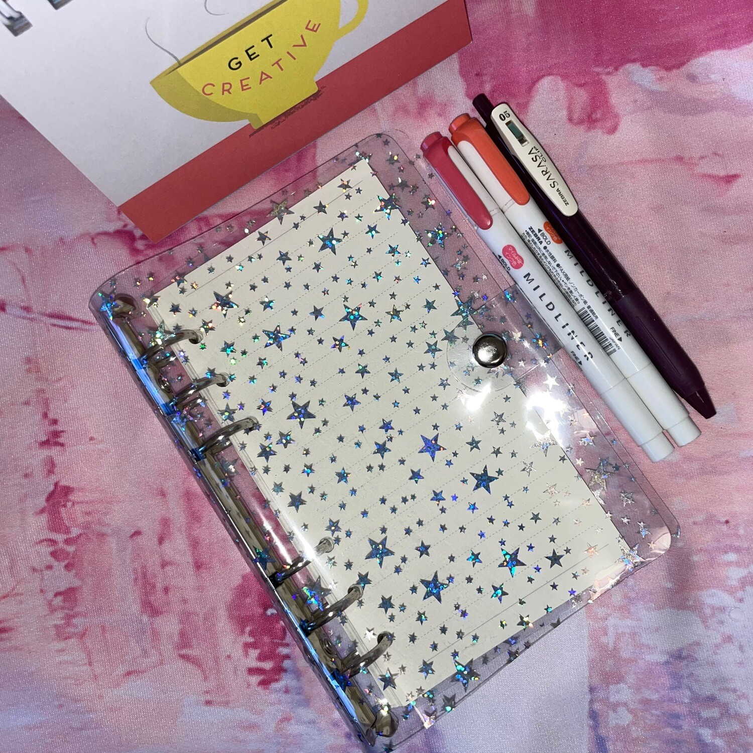 PIPPYPLANS | STAR PLANNER COVER | A5 PERSONAL