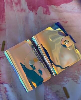 PIPPYPLANS  LASER CARD HOLDER, STICKER WALLET   A7