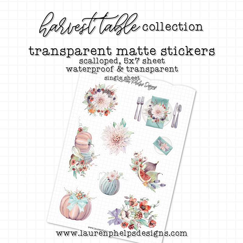 LAUREN PHELPS DESIGNS    MATTE STICKERS    HEY THERE CUPCAKE
