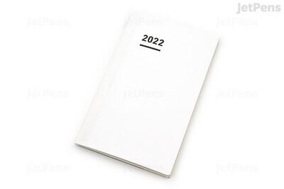 Kokuyo | Jinbun Techo 2022 | Diary Refill