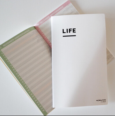 Kokuyo | Jinbun Techo 2022 | LIFE Refill
