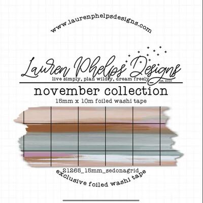 LAUREN PHELPS DESIGNS | NOVEMBER COLLECTION