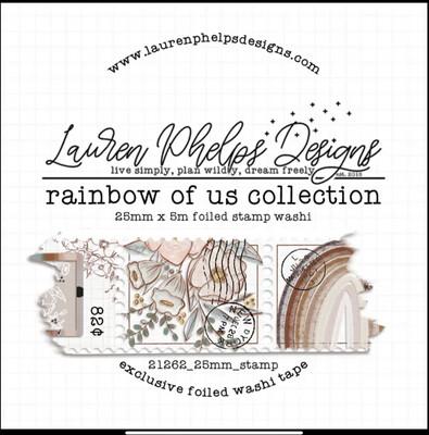 LAUREN PHELPS DESIGNS | RAINBOW OF US COLLECTION