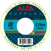 Alfa Supplex Monofilament Tippet Line