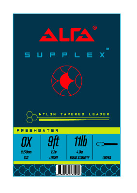 Alfa Supplex Nylon Leader