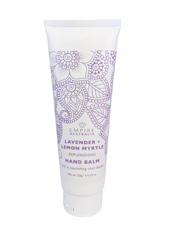Empire Australia Lavender & Lemon Myrtle Hand Balm 125g
