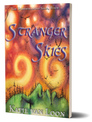 Stranger Skies (The Borderlands Saga, #1)