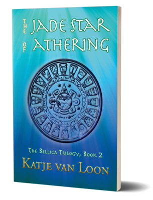 The Jade Star of Athering (The Bellica Trilogy, #2)
