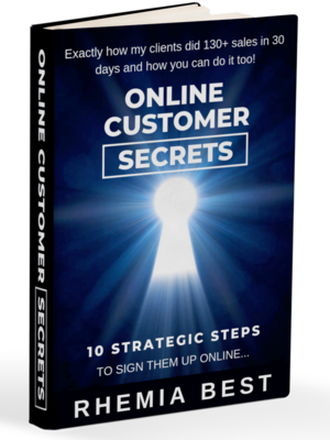 Online Customer Secrets