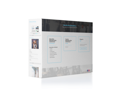 Proven Fitness Website