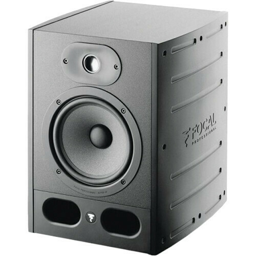 "Focal Alpha 65 Active 2-Way 6.5"" Near Field Professional Monitoring Speaker (Single)"