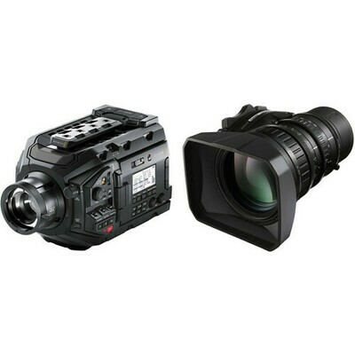 Blackmagic Design URSA Broadcast Camera Kit with Fujinon 2/3