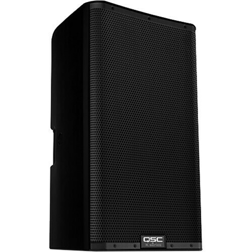 "QSC K12.2 Two-Way 12"" 2000W Powered Portable PA Speaker with Integrated Speaker Processor"